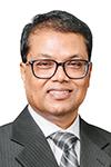 Professor Khorshed Alam